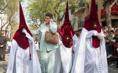 Semana Santa in Sevilla, de heilige week voor Pasen