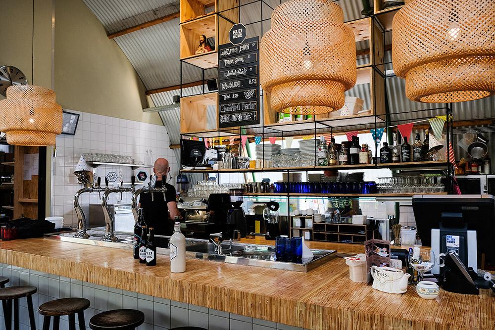 Microbrouwerij Kleiburg en restaurant De Proefzaak