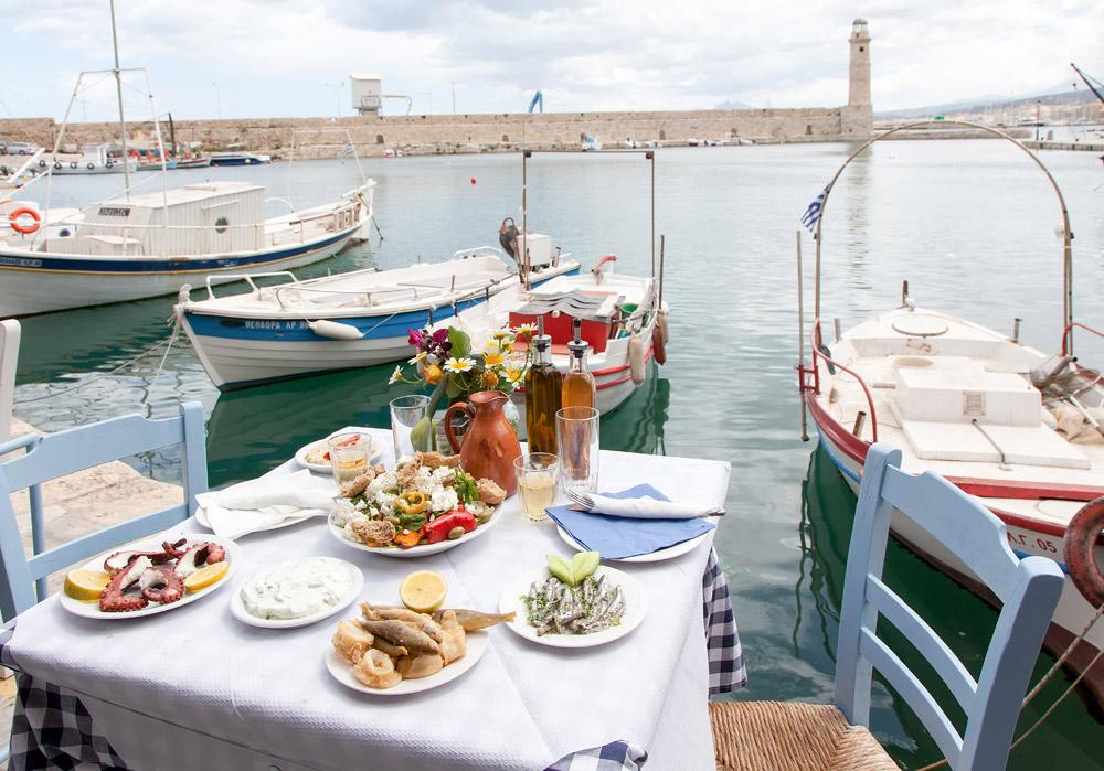 Vakantie Kreta: de knusse stadjes Chaniá en Réthymnon