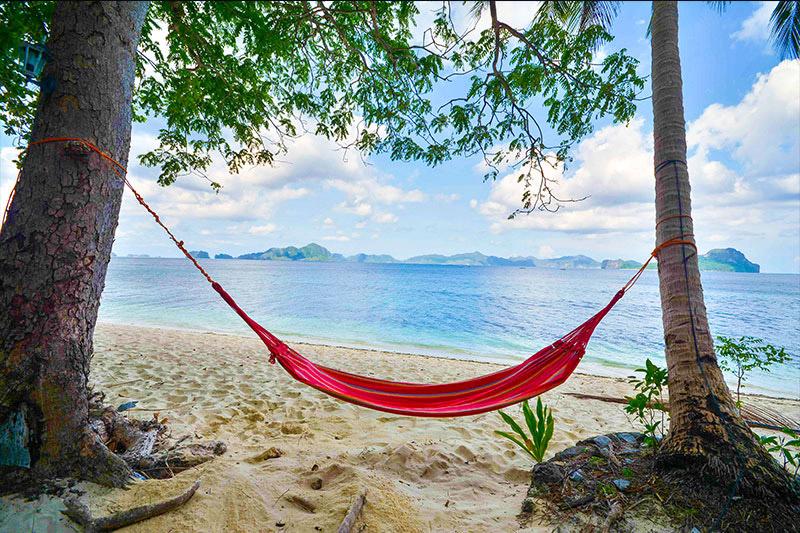 Het ultieme relaxen; in je eigen hangmat
