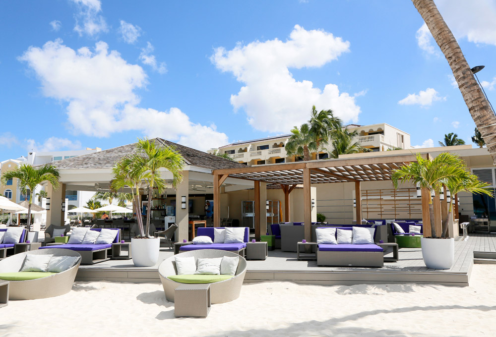 Vakantie Aruba Het adults only restaurant Elements, Eat Local Restaurantweek Aruba