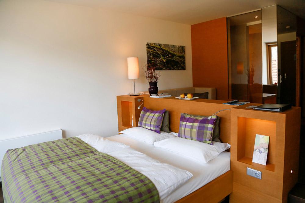 Luxe slapen in het Tauern Spa hotel in Kaprun, Oostenrijk, wintersport