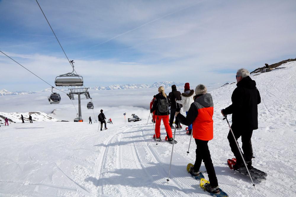 Wintersport Oostenrijk; zonnige pistes, Zell am See - Kaprun, wintersport Oostenrijk