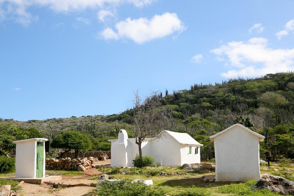 Vakantie Aruba: Originele boerenhuizen in Nationaal Park Arikok