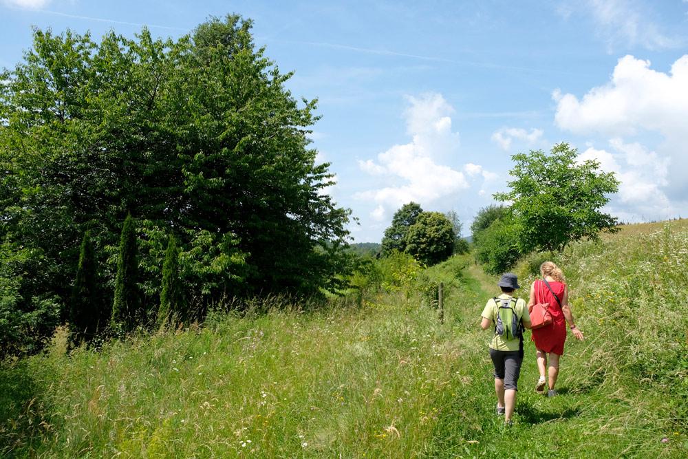 wandelen in de natuur, vakantie Kroatie, Žumberak-Samoborsko gorje natuurpark