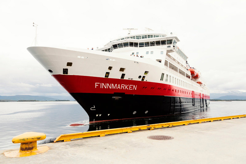 Hurtigruten Highlights – Cruise in Noorwegen