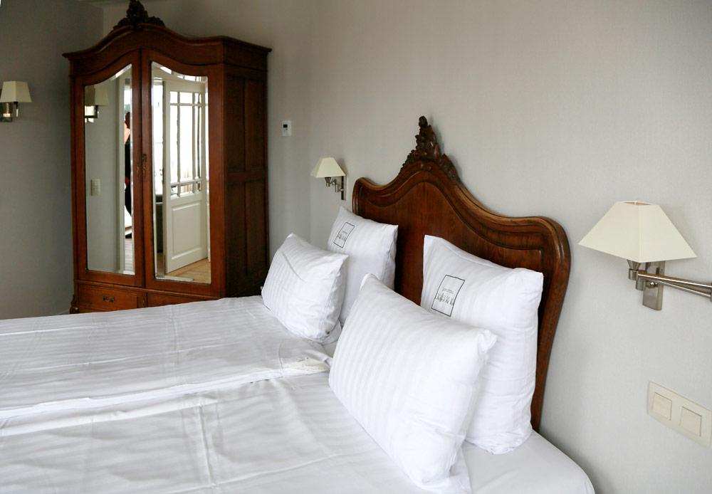 Chic slapen bij Grand Hotel Belle Vue in De Haan aan Zee
