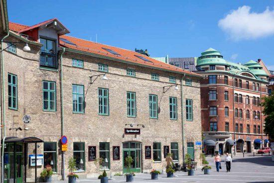 Goteborg, ook leuk voor een stedentrip. Rondreis zweden, auto, zuid-zweden