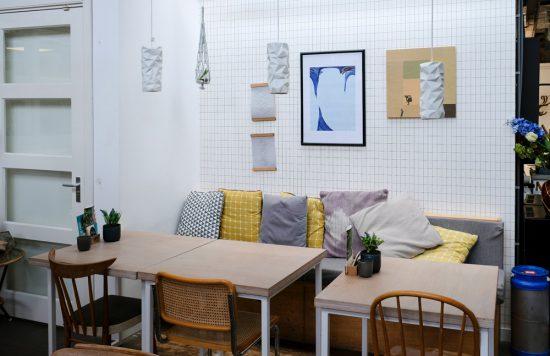 Voel je thuis bij EethuisTwintig bij de Piushaven. stedentrip Tilburg, hotspots restaurants en winkels, de Piushaven