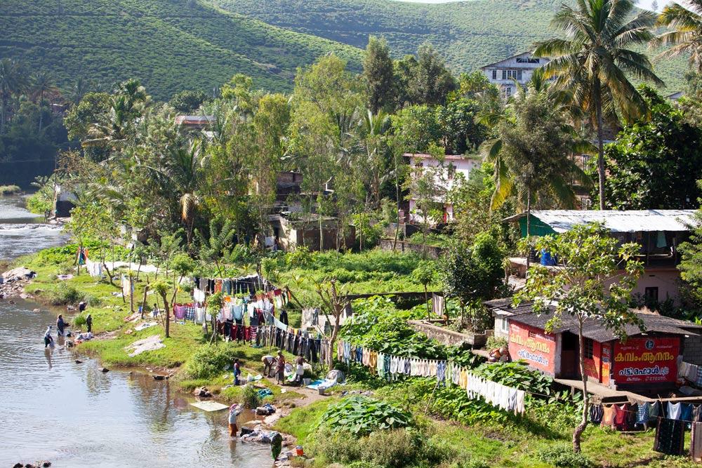 Periyar National Park is een van de bezienswaardigheden van Kerala