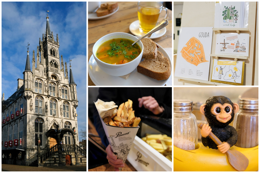 Hotspots in Gouda: vegetarische en vegan restaurants
