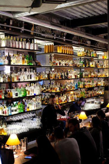 Cocktailbar Ktery neexistuje in Brno, Tsjechie