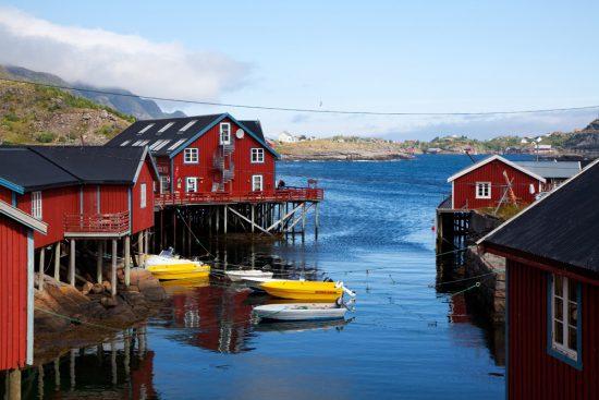 Cruise Noorwegen langs de mooiste plaatsen en plekken.