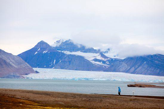 Mijn favoriete stop: Ny Alesund op Spitsbergen (Svalbard). Cruise Noorwegen langs de mooiste plaatsen en plekken.
