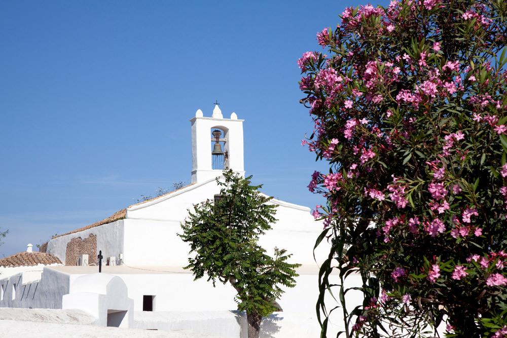 San Lorenzo op Ibiza, Balearen eiland, Spanje