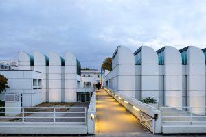 Het Bauhaus Archiv in Berlijn. Rondreis Bauhaus. 100 jaar het Bauhaus in Duitsland