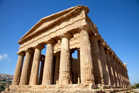 Oude tempels bezoeken in Agrigento, Sicilie. Rondreis Sicilie, Italie, bezienswaardigheden en hotspots, wat te doen