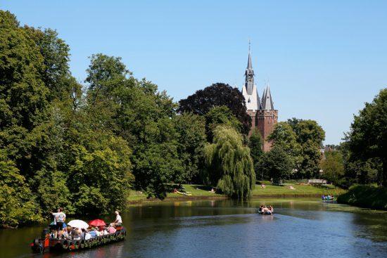 Groene steden top 10, Zwolle