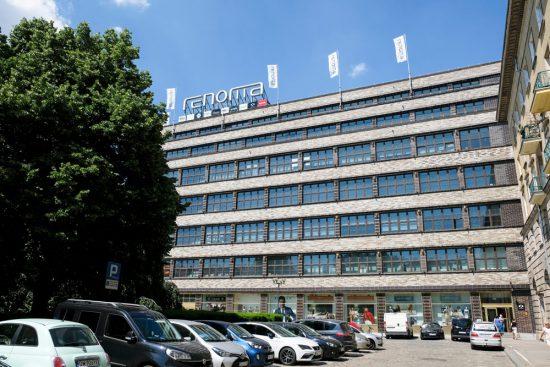Winkelcentrum Renoma is ook vanwege de architectuur een aanrader. Stedentrip Wroclaw, polen, bezienswaardigheden, want te doen, wat te zien, restaurants, hotels