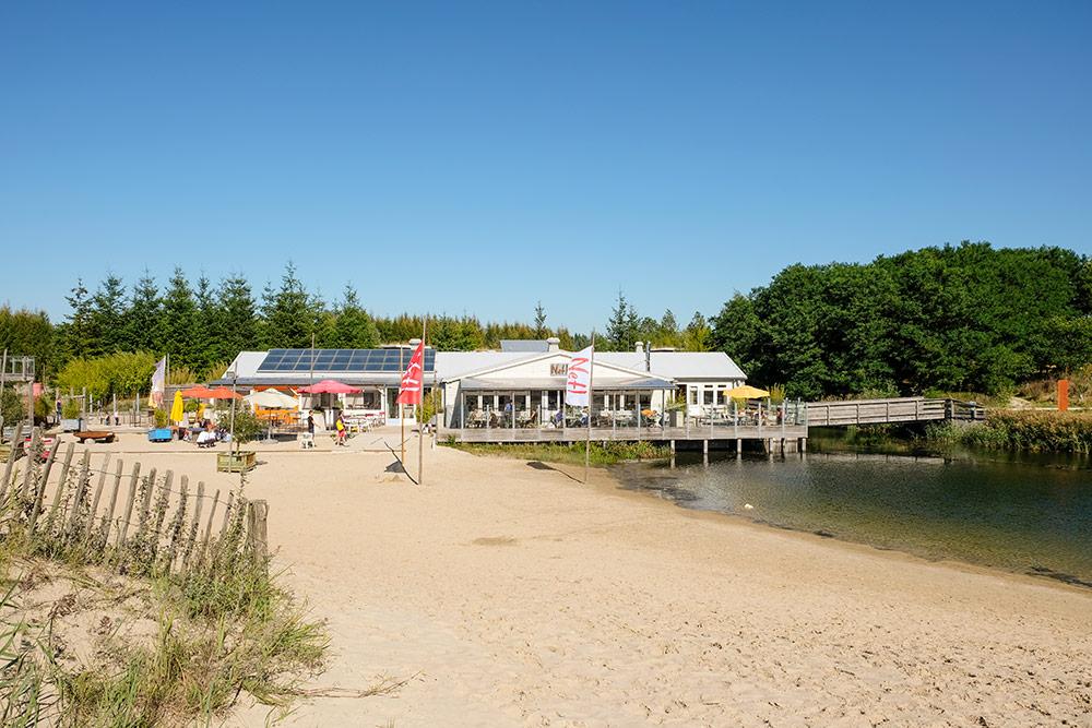 Netl is strand, bos, camping en nog veel meer middenin de vewilderde natuur