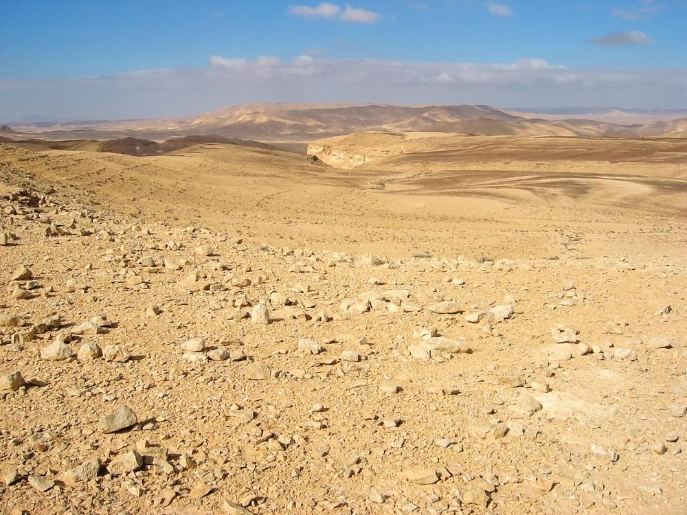 Rondreis Negev woestijn, Israel