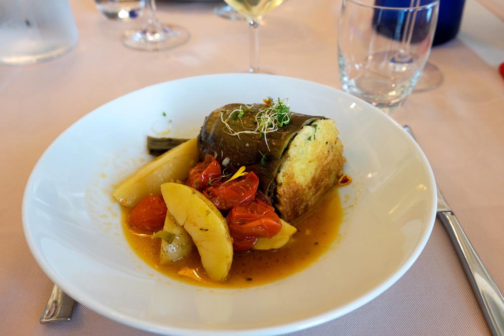 Salsedine is een van de beste restaurants aan het strand. Termoli, Molise, Zuid-Italie, rondreis, kustplaats, zomervakantie