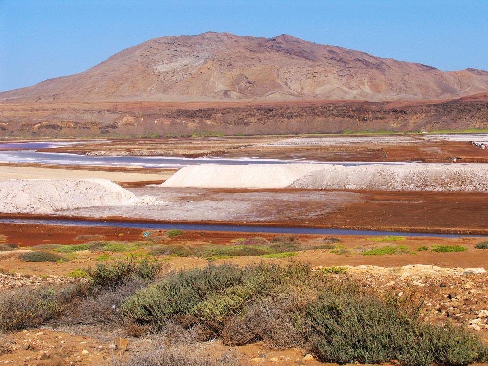Sal is het meest droge eiland van Kaapverdie. Rondreis, Kaapverdië, Ilha do Sal, eilandhoppen, island hopping,