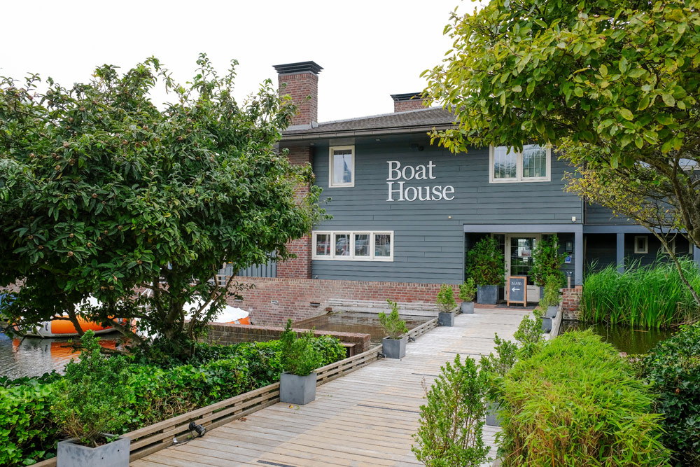 Restaurant Boathouse aan de Noorderplassen in Almere. Stedentrip Almere, staycation, hotspots